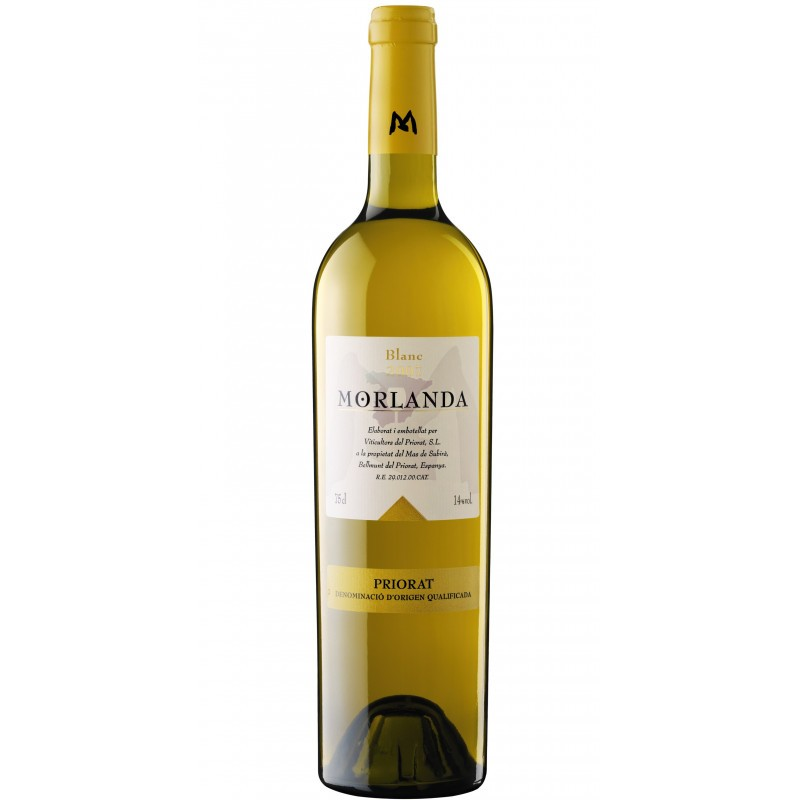 Vino MORLANDA Blanco - Bodega Viticultors del Priorat