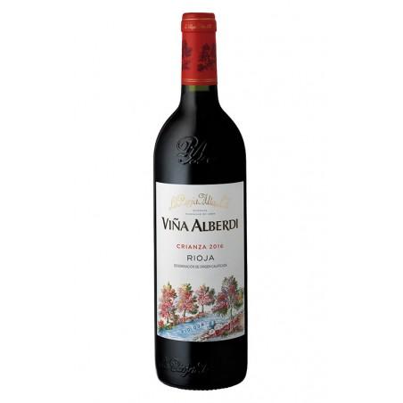 Vino VIÑA ALBERDI Crianza - La Rioja Alta, S.A.