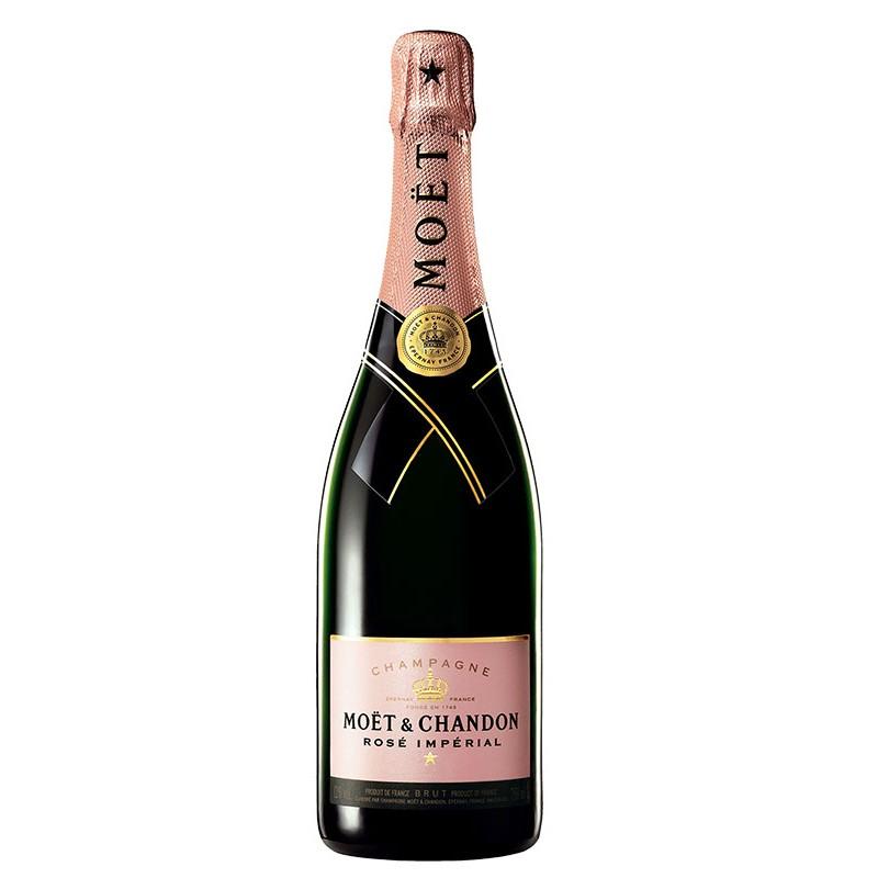 Champagne Moët & Chandon  Brut ImpérialL Rrosé - Moët & Chandon