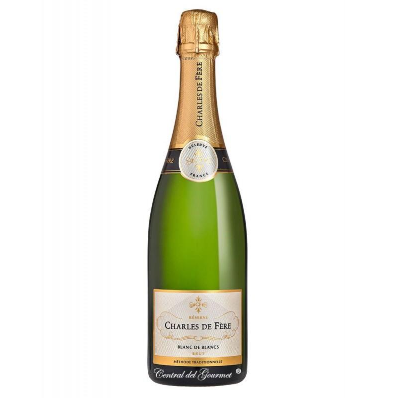Champagne Reservè Blanc de Blancs (Brut) Charles Fère