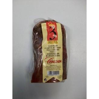 Cabezada de Lomo Curada Tres Reyes media (500 gr)