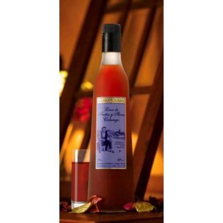 Licor Frutas y Flores de Colungo - Aguardientes y Licores de Colungo-
